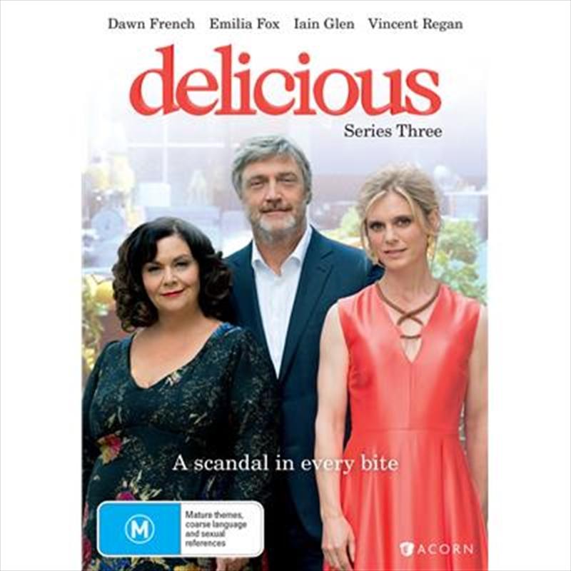Delicious - Series 3 | DVD