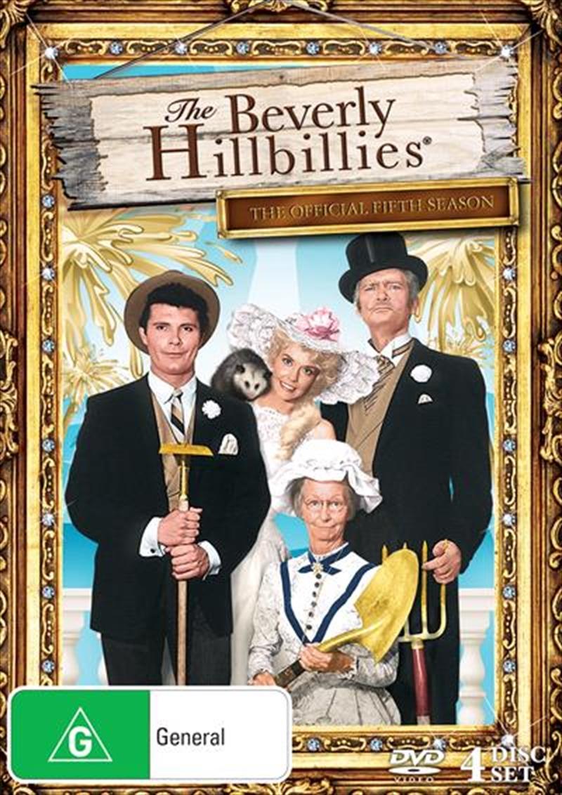 Beverly Hillbillies - Season 5 | Boxset, The | DVD