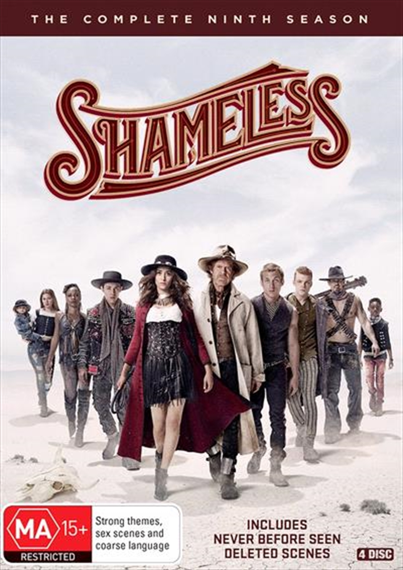 Shameless - Season 9 | DVD