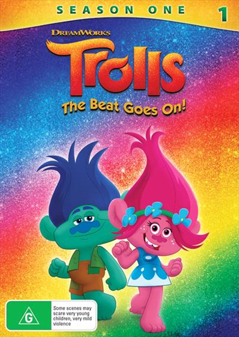 Trolls - The Beat Goes On - Season 1 | DVD