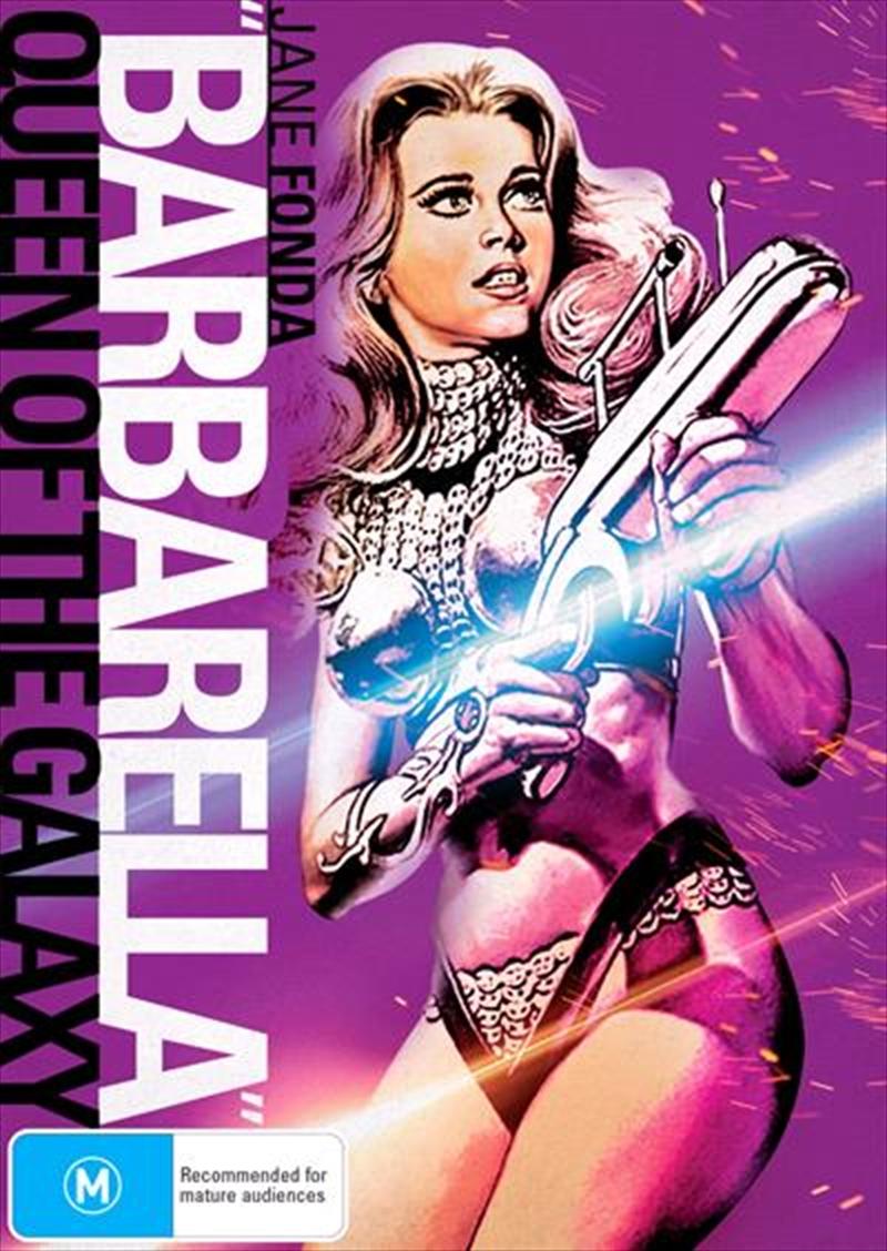 Barbarella   DVD