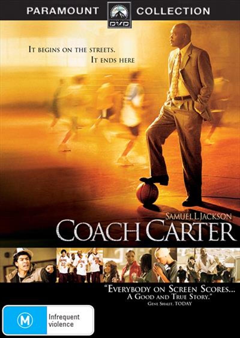 Coach Carter | DVD