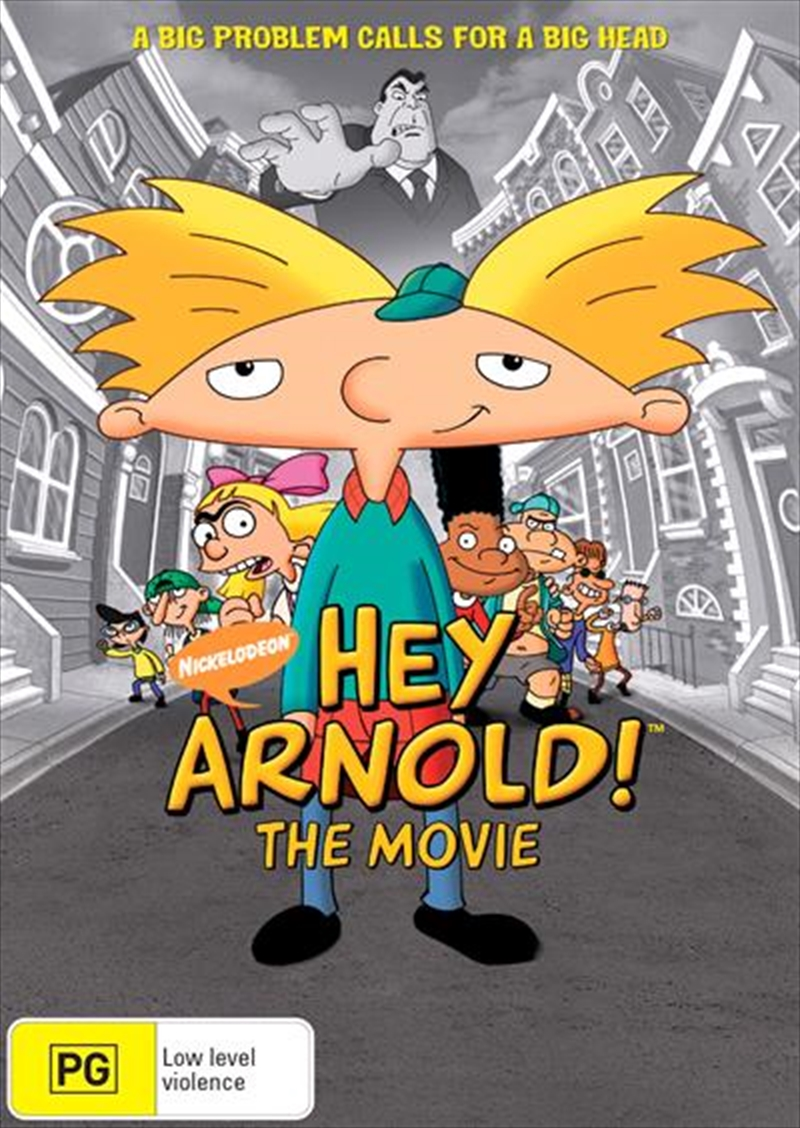Hey Arnold! - The Movie | DVD