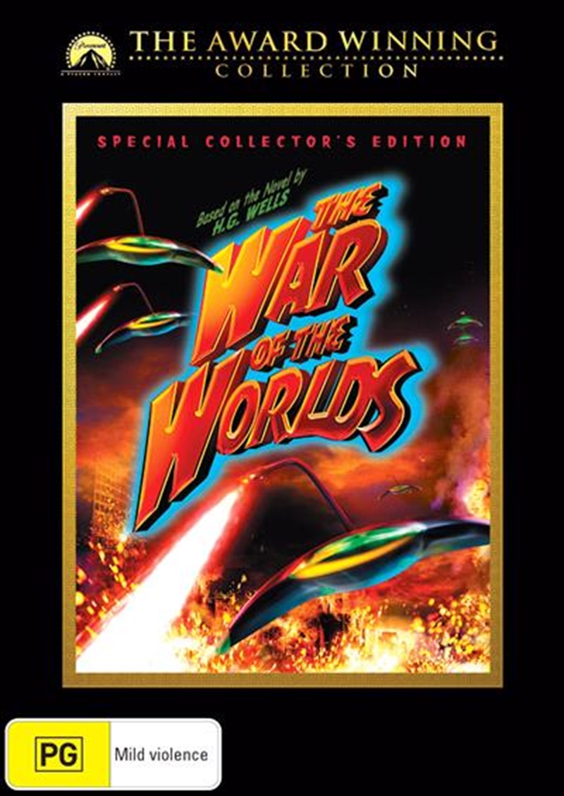 War Of The Worlds, The | DVD