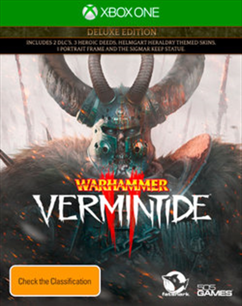Warhammer Vermintide 2 Deluxe Edition | XBox One