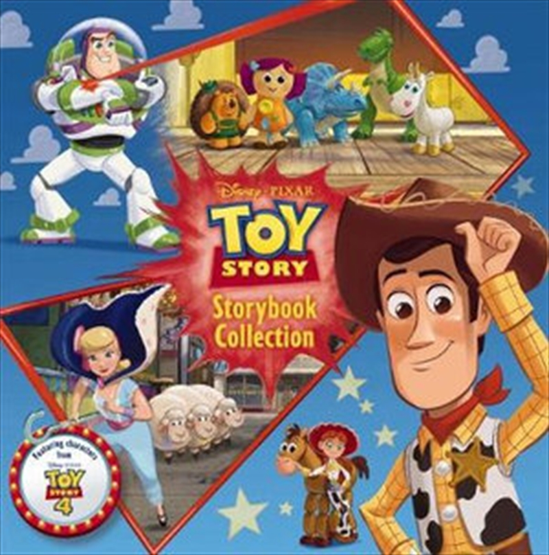 Toy Story - Storybook Collection | Hardback Book