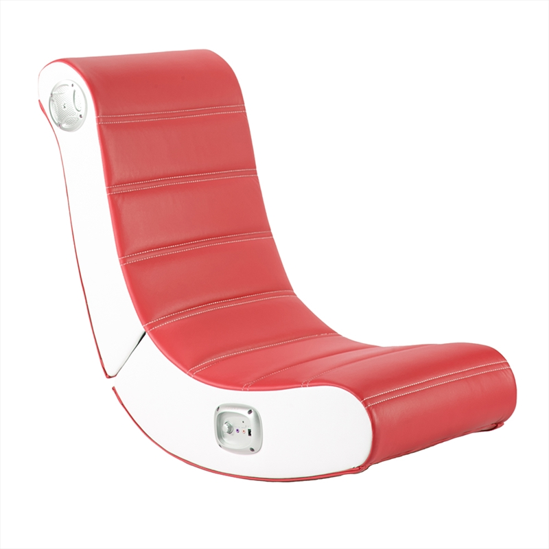 Play 2.0 Gaming X Rocker Red Chair | Accessories