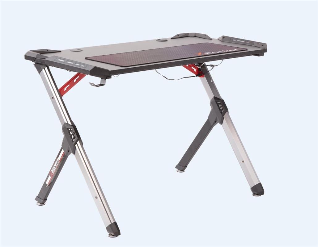 Lynx Rgb Gaming Desk | Accessories