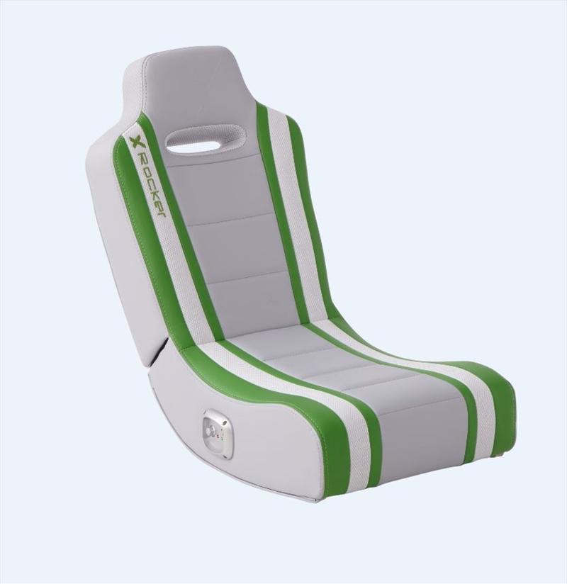Shadow 2.0 Gaming X Rocker Green Chair | Accessories