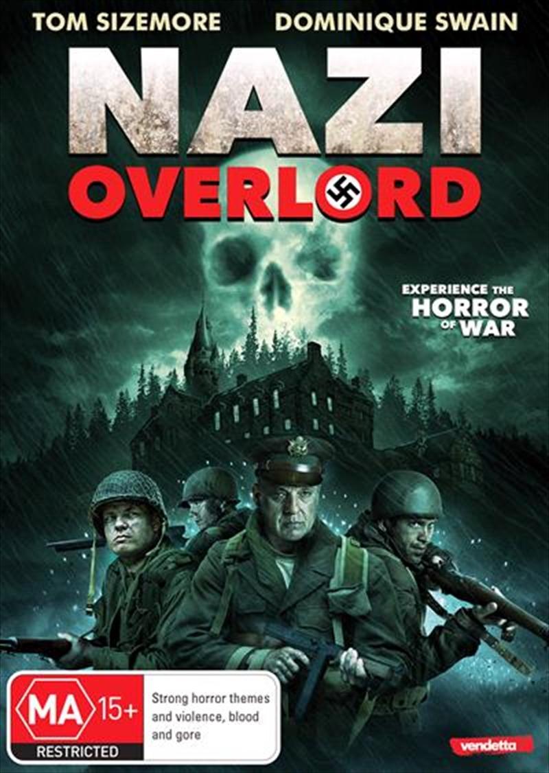 Nazi Overlord | DVD