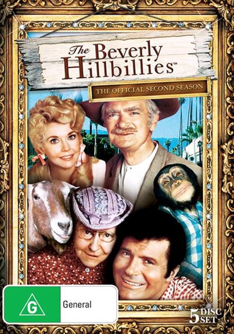Beverly Hillbillies - Season 2, The | DVD