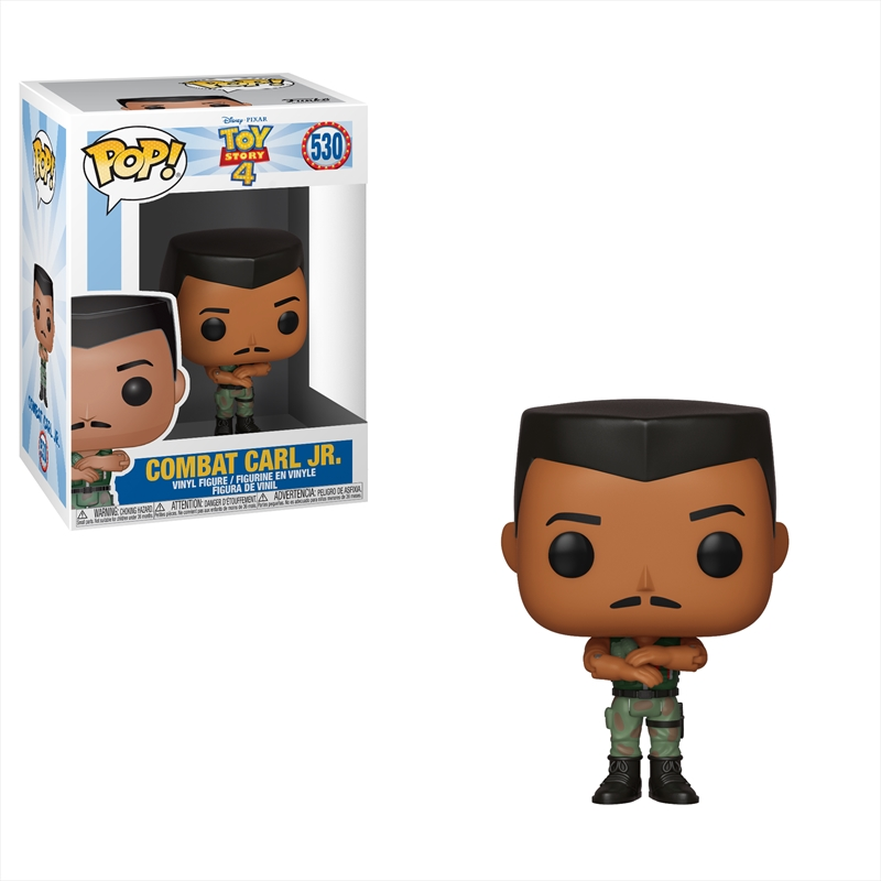 Toy Story 4 - Combat Carl Jr Pop! | Pop Vinyl