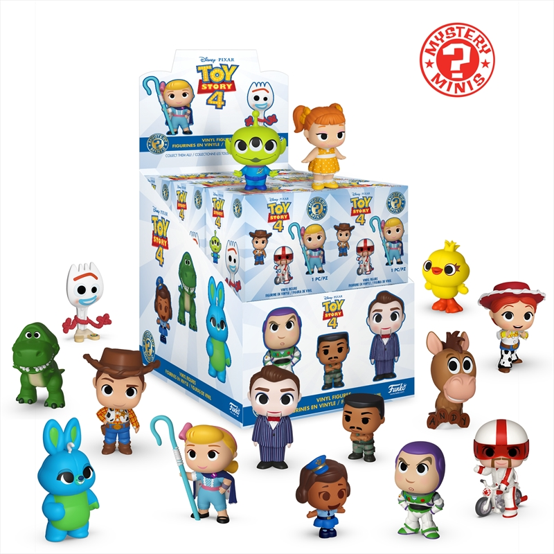 Toy Story 4 - Mystery Minis Blind Box | Merchandise