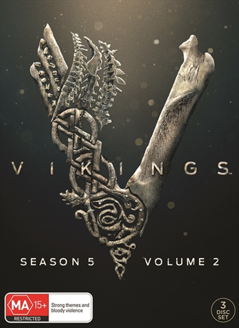 Buy Vikings - Season 5 Part 2 on Blu-Ray | Sanity Online