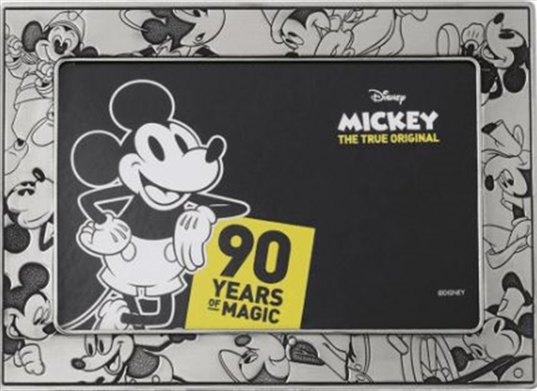 Mickey Through The Ages Photo Frame | Collectable