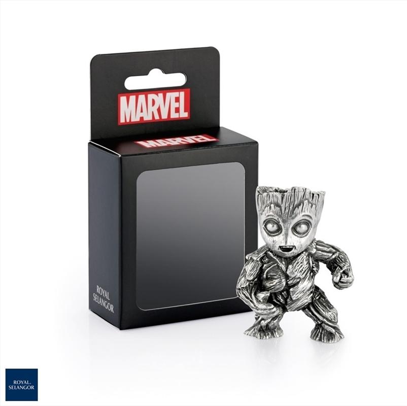 Marvel Groot Mini Figurine | Merchandise