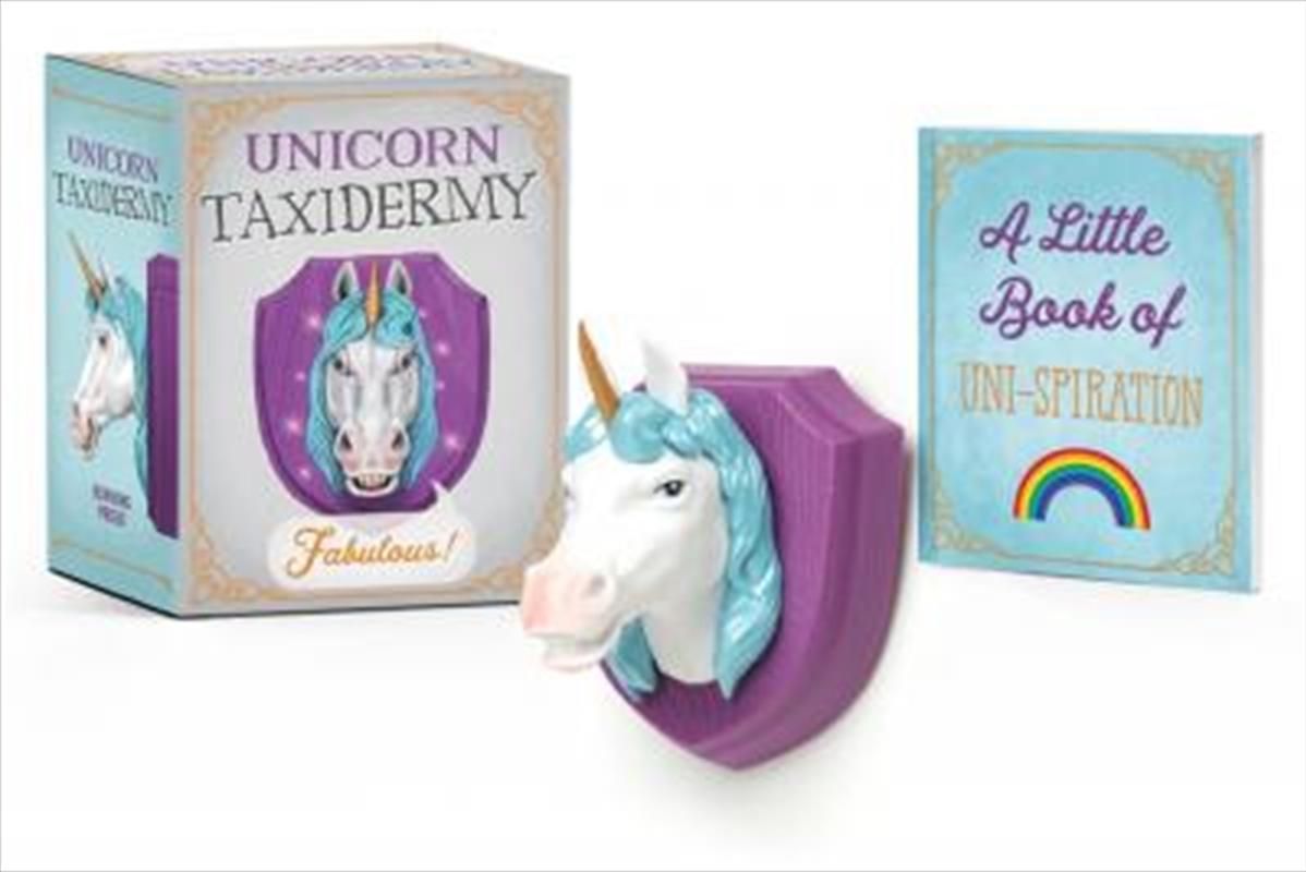 Unicorn Taxidermy | Merchandise