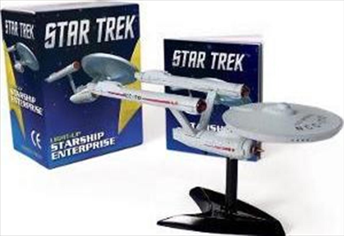 Star Trek: Light-Up Starship Enterprise   Merchandise