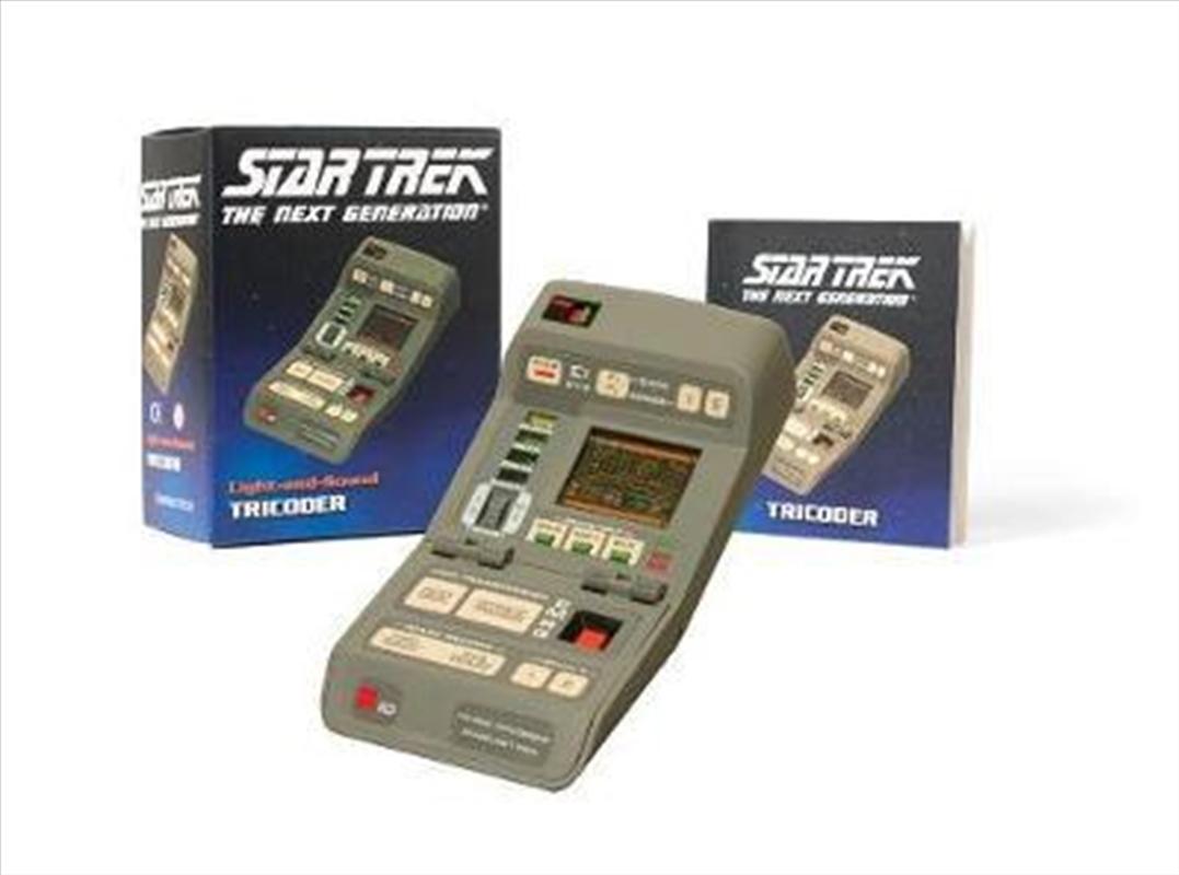 Star Trek: Light-and-Sound Tricorder | Merchandise