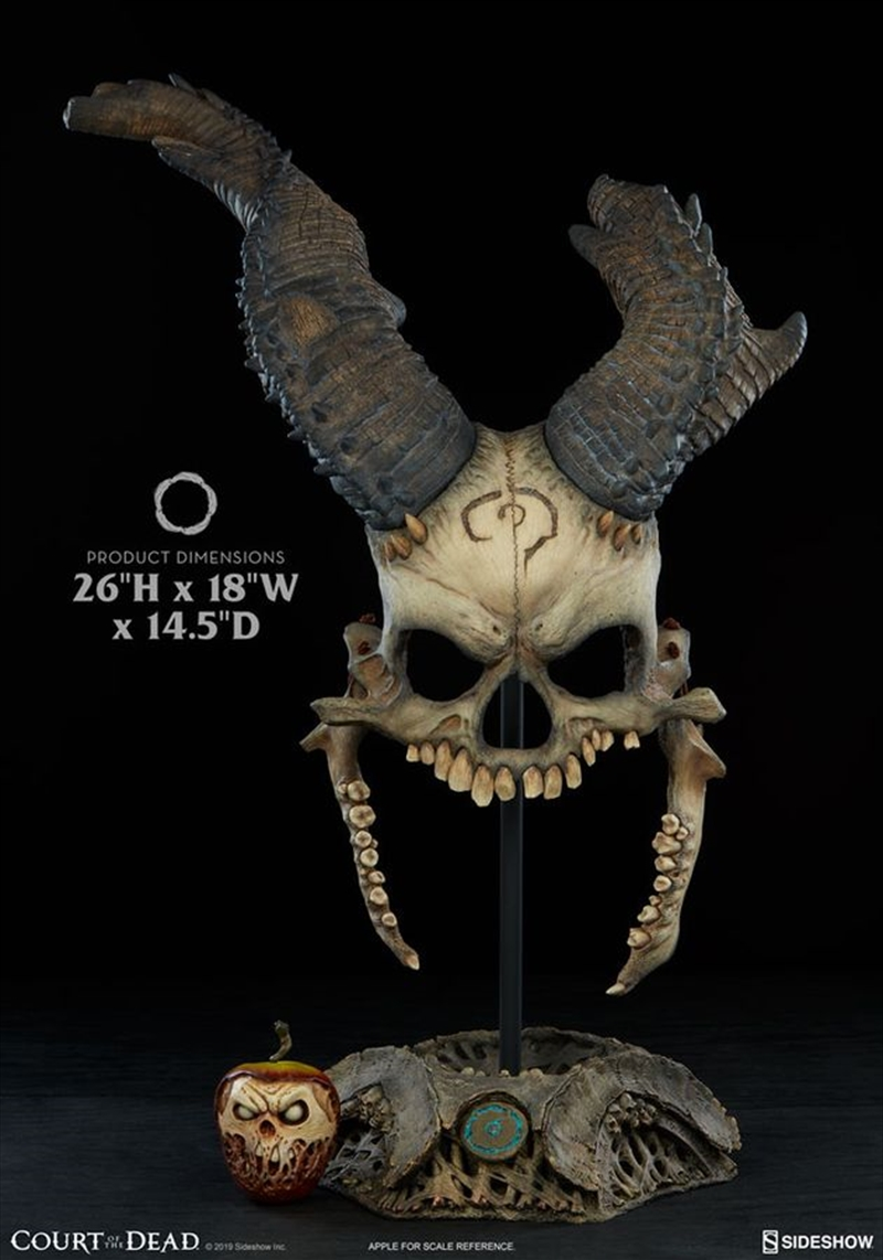 Court of the Dead - Kier Bane of Heaven Mask | Collectable