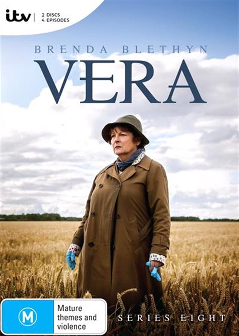 Vera - Season 8 | DVD