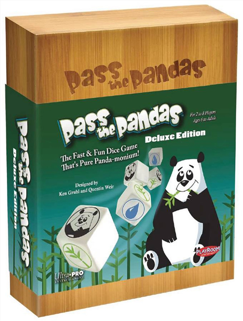 Pass The Pandas - Deluxe Edition | Merchandise