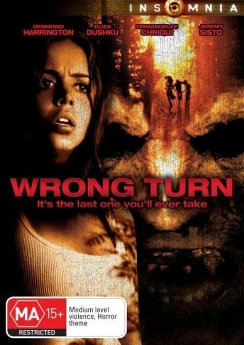 Wrong Turn | DVD
