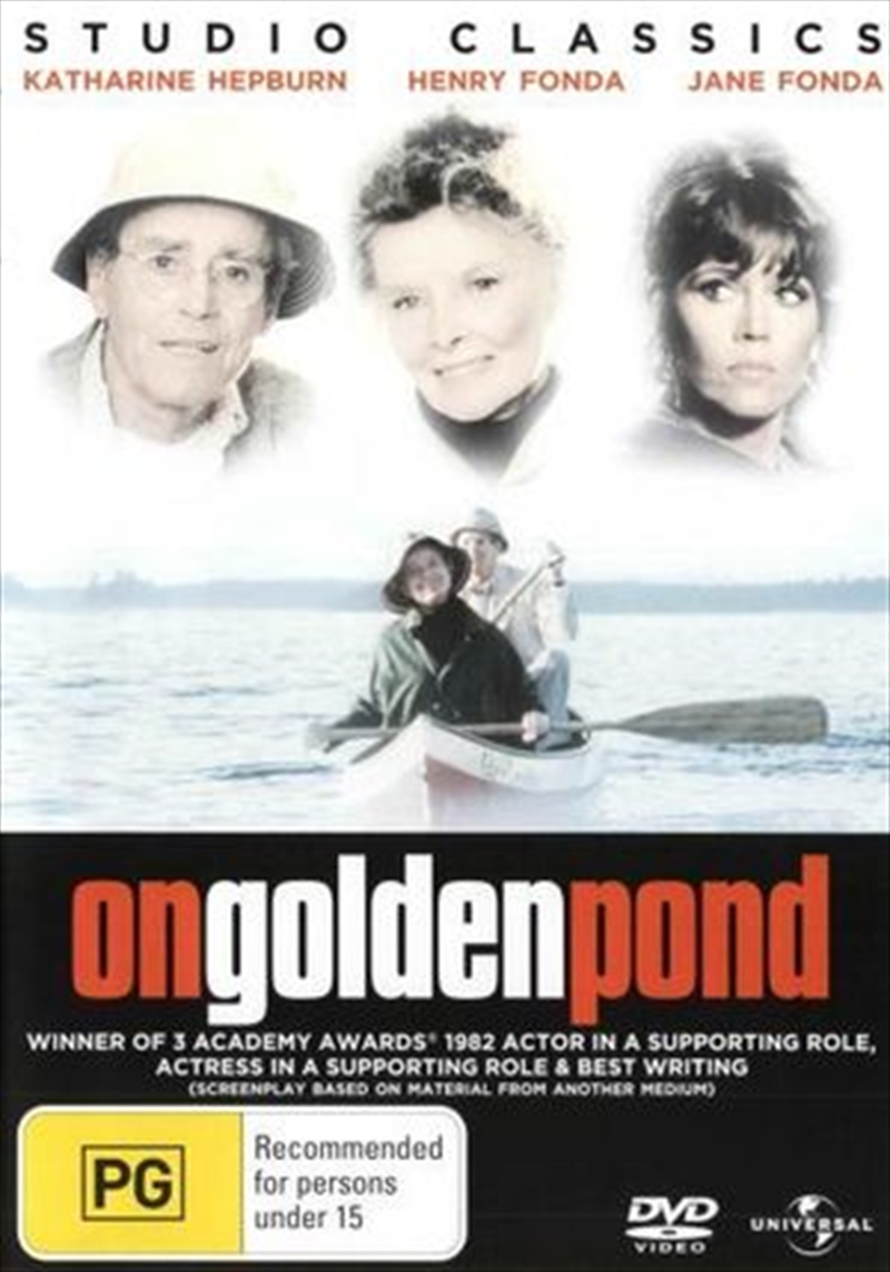 On Golden Pond | DVD