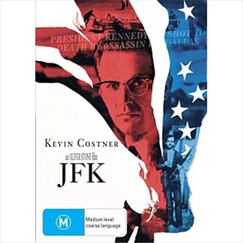 JFK | DVD