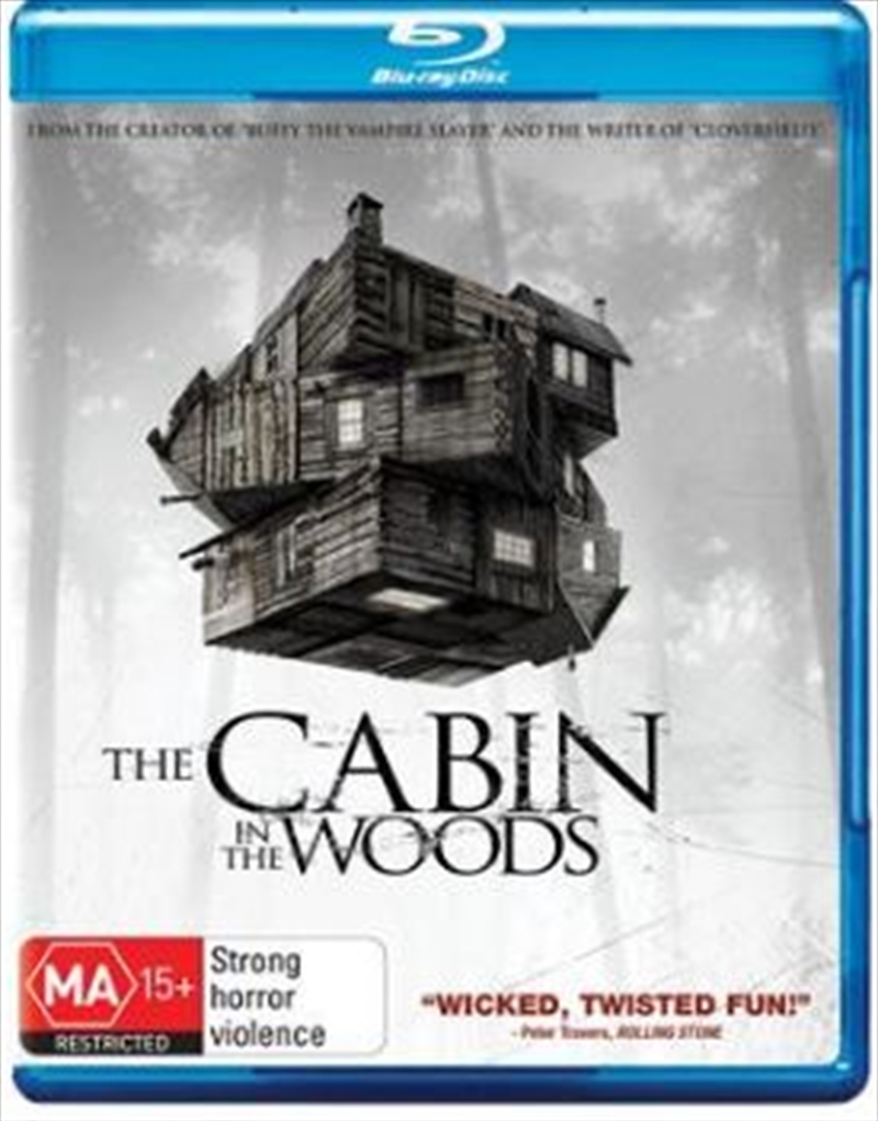 Cabin In The Woods, The | Blu-ray