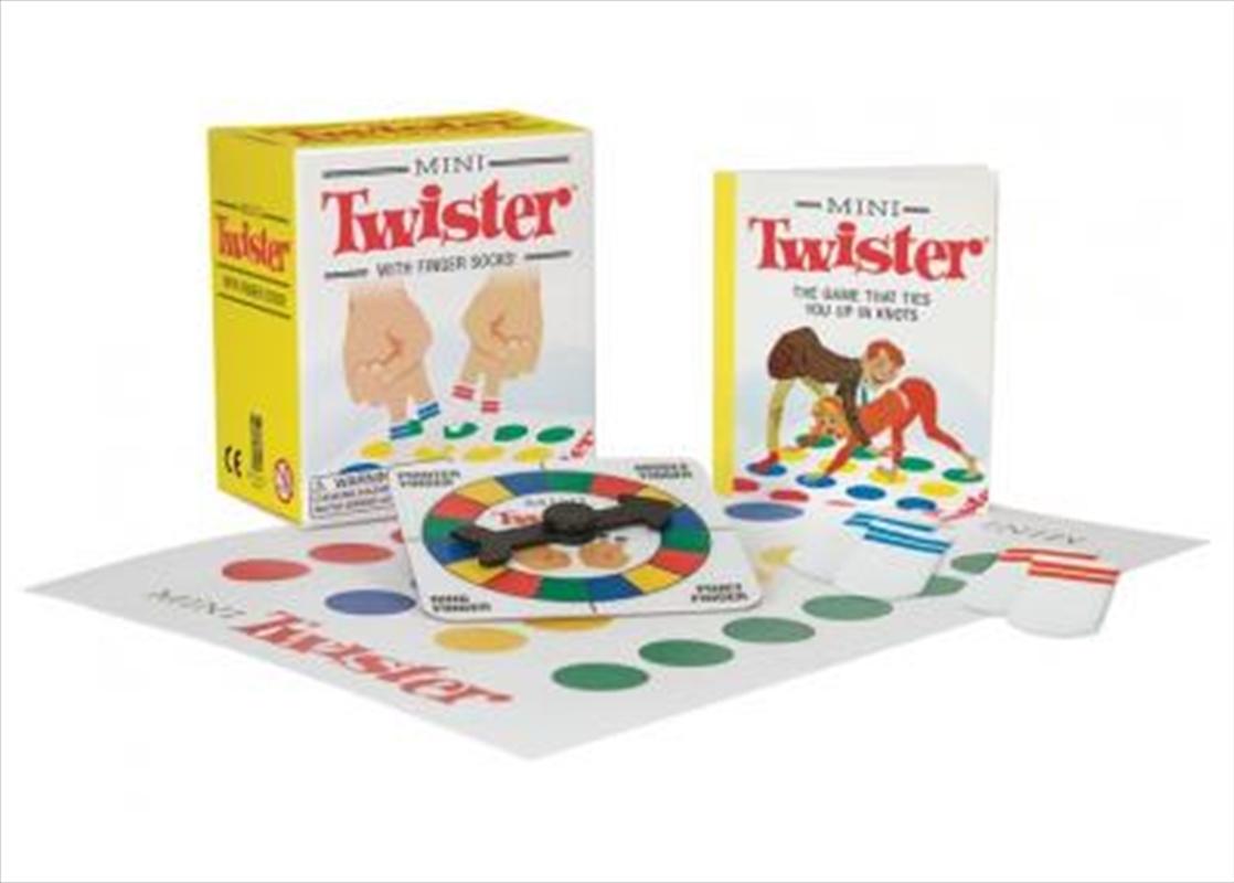 Mini Twister | Merchandise