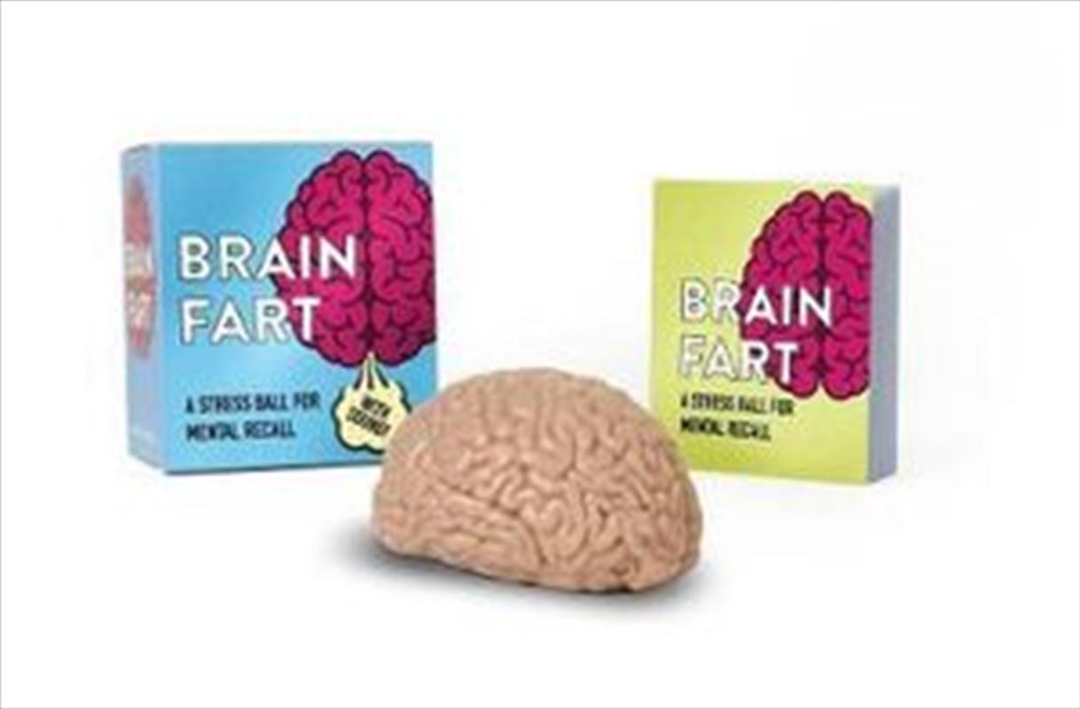 Brain Fart | Merchandise