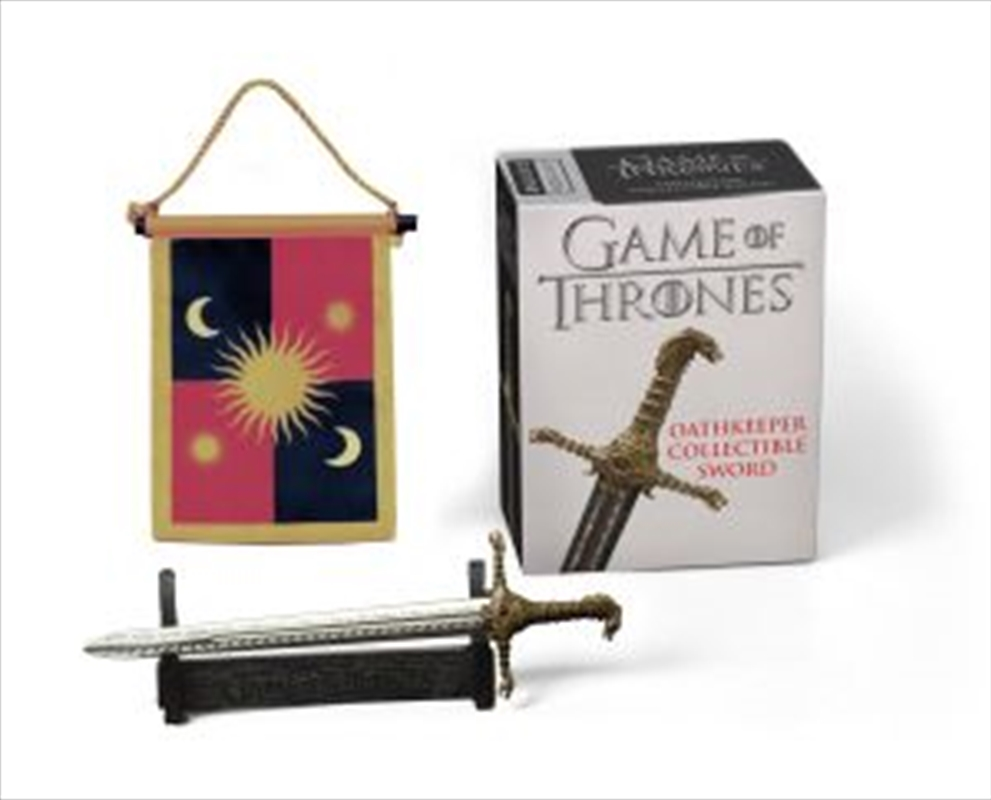Game of Thrones: Oathkeeper | Merchandise