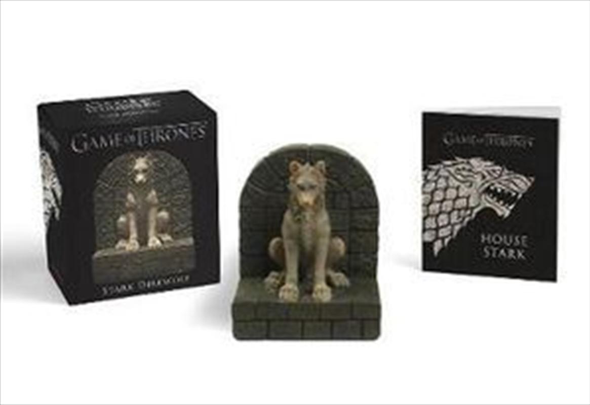 Game of Thrones: Stark Direwolf | Merchandise