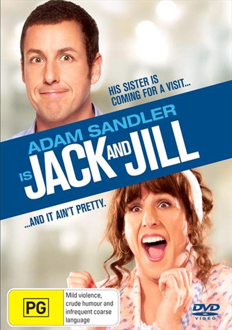 Jack And Jill | DVD