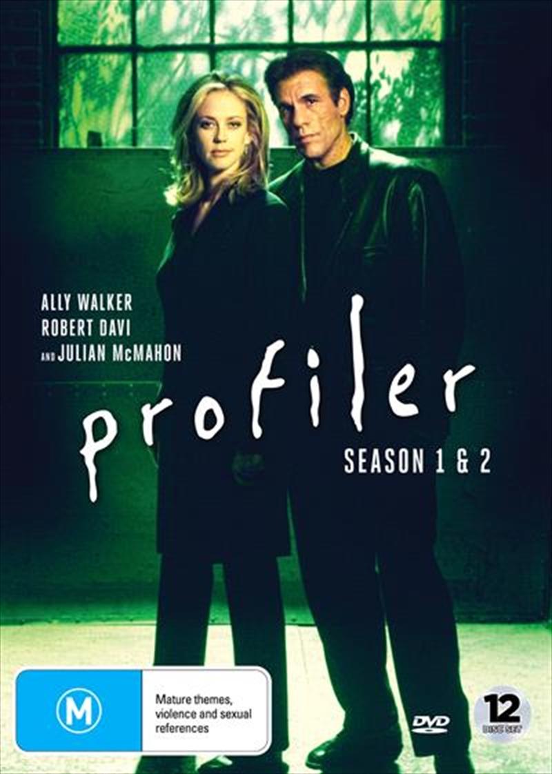 Profiler - Season 1-2 | DVD