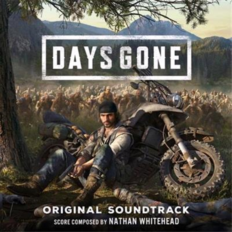 Days Gone | CD