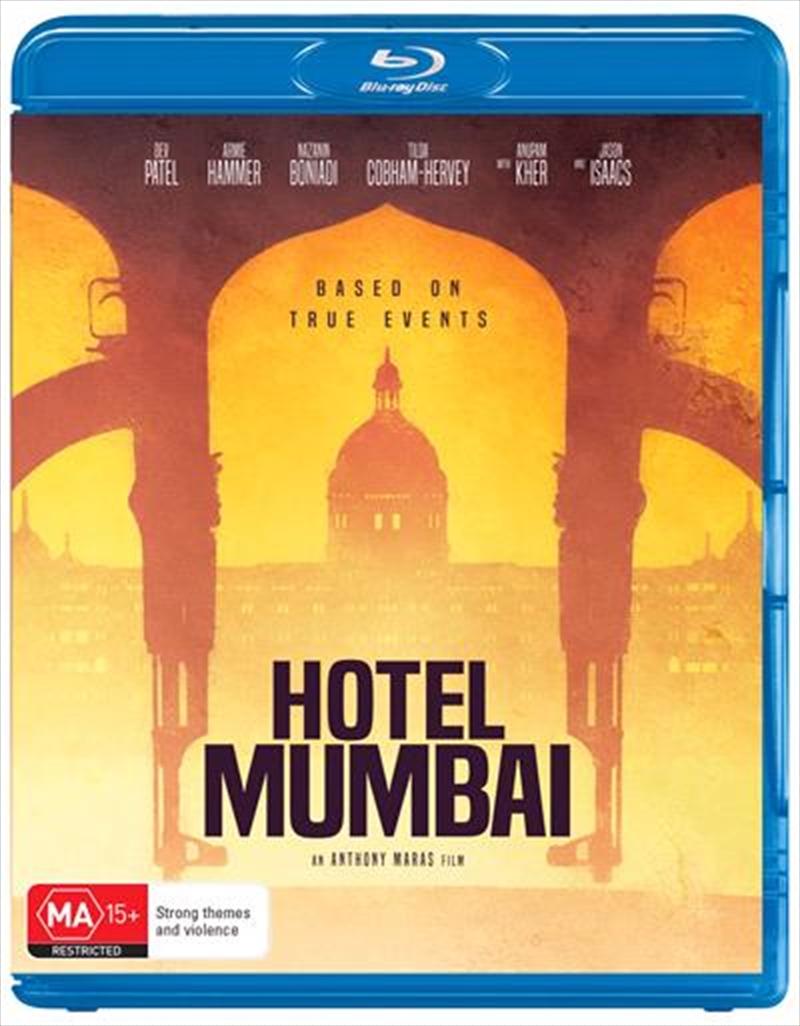 Hotel Mumbai | Blu-ray