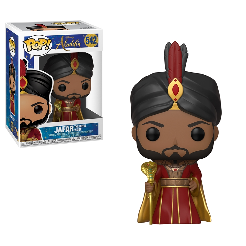 Aladdin (2019) - Jafar Pop! Vinyl | Pop Vinyl