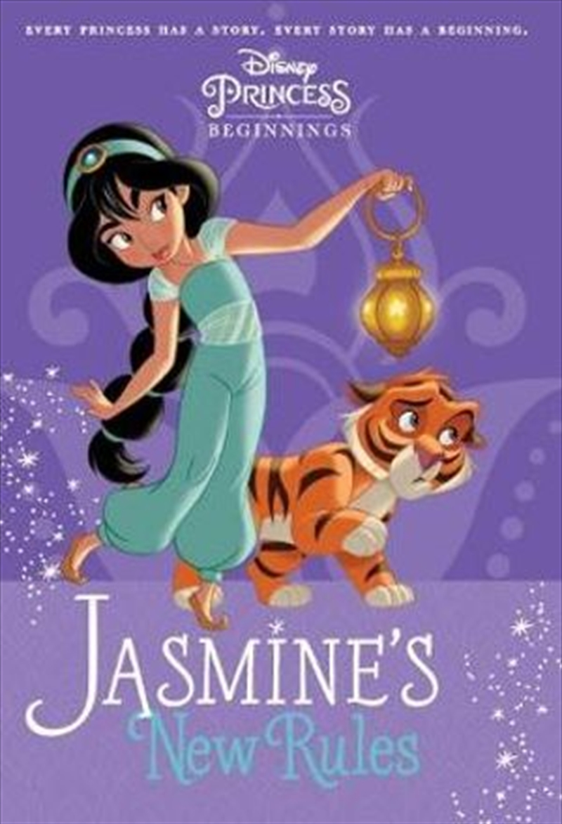 Disney Aladdin: Jasmine Beginnings: Jasmine's New Rules | Paperback Book
