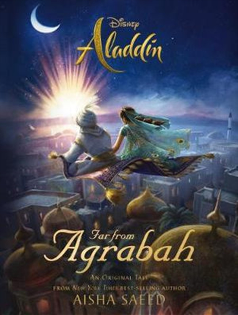 Disney Aladdin: Far From Agrabah | Paperback Book