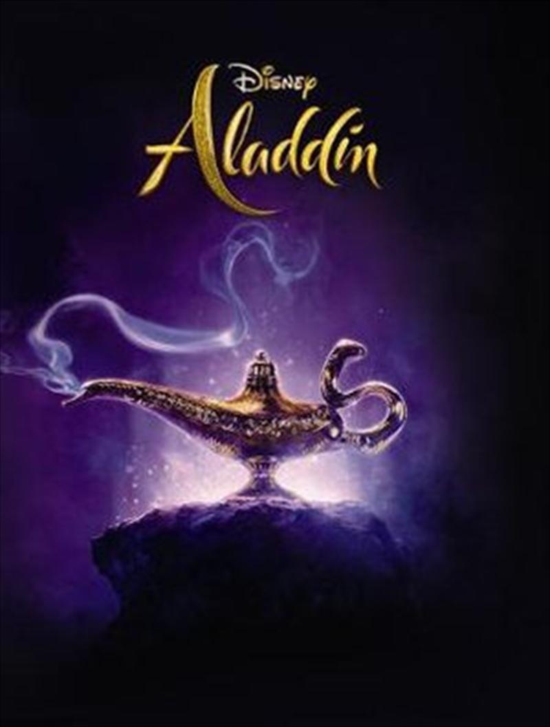 Disney Aladdin: Movie Novel   Paperback Book