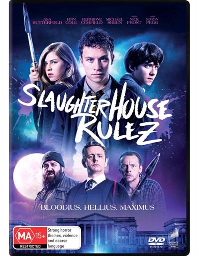 Slaughterhouse Rulez | DVD