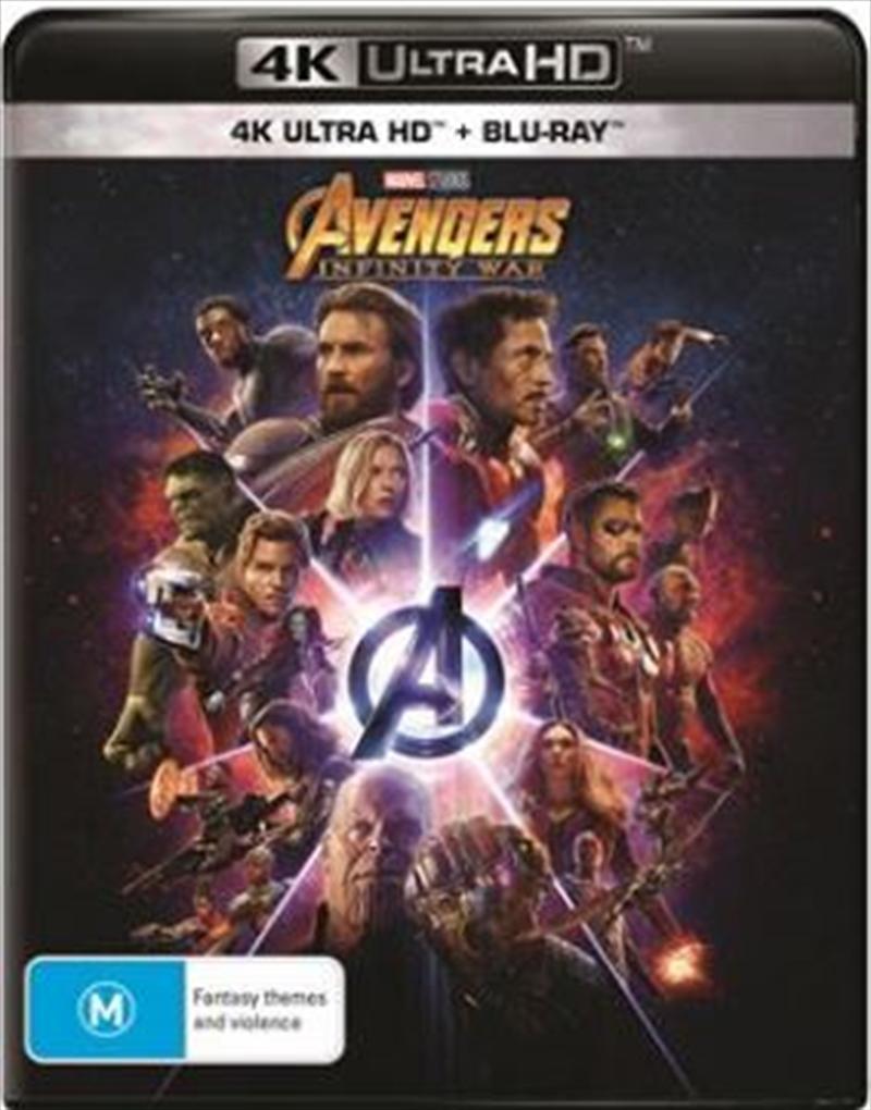 Avengers - Infinity War | UHD