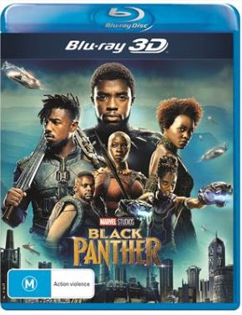 Black Panther | 3D Blu-ray | Blu-ray 3D