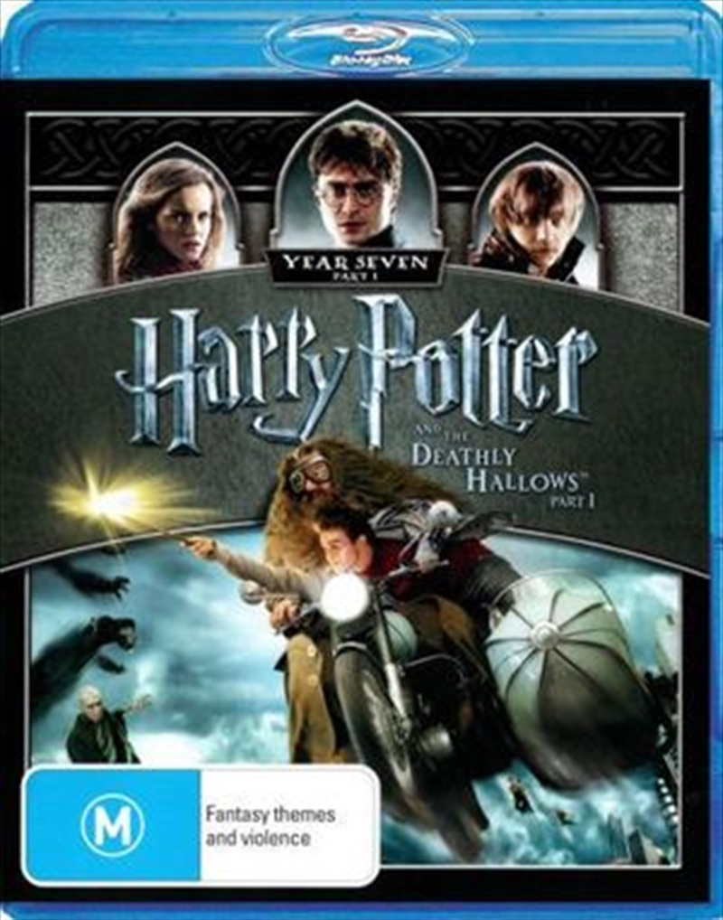 Harry Potter And The Deathly Hallows - Part 1 | Blu-ray