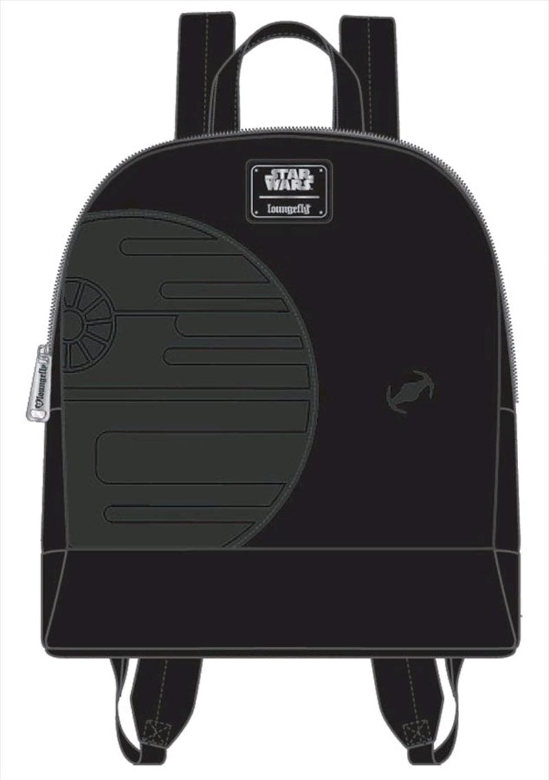 Star Wars - Death Star Black Mini Backpack | Apparel