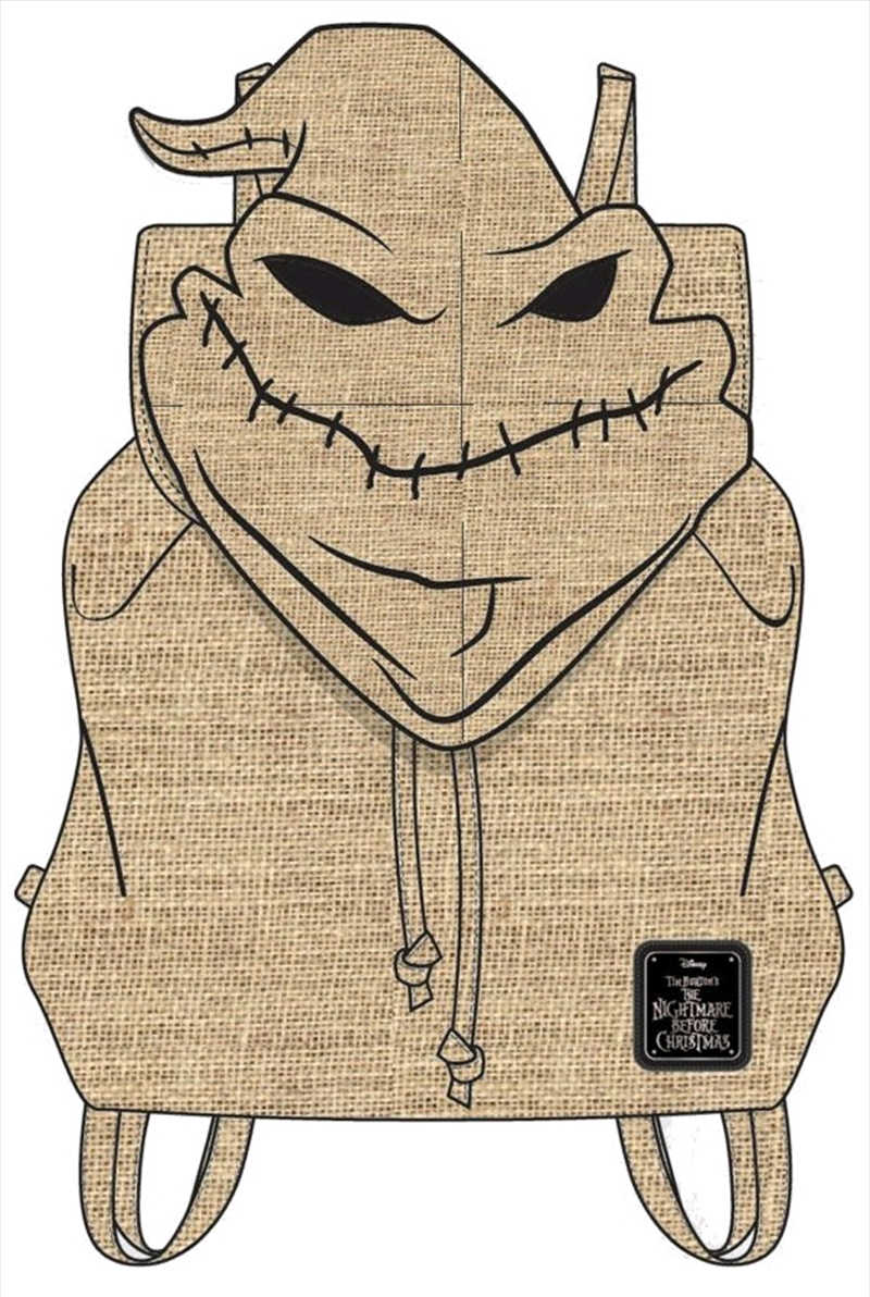 A Nightmare Before Christmas - Oogie Boogie Burlap Backpack | Apparel
