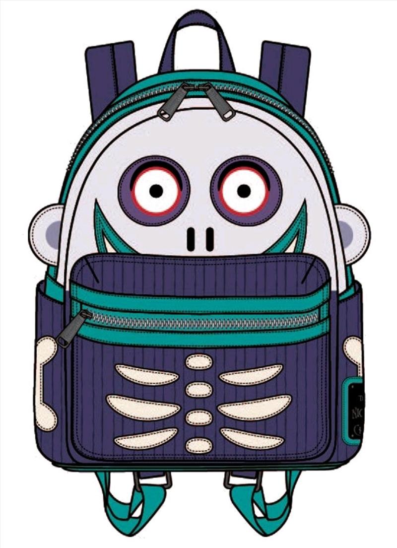 A Nightmare Before Christmas - Barrel Mini Backpack | Apparel