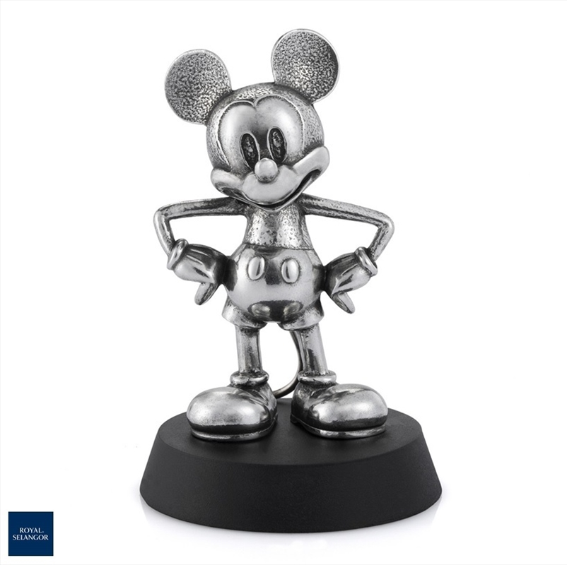 Disney Mickey Mouse Steamboat Willie Figurine | Merchandise